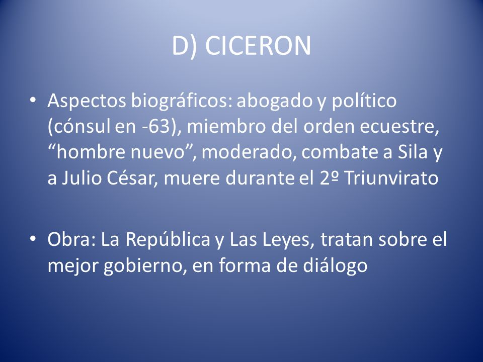 D) CICERON