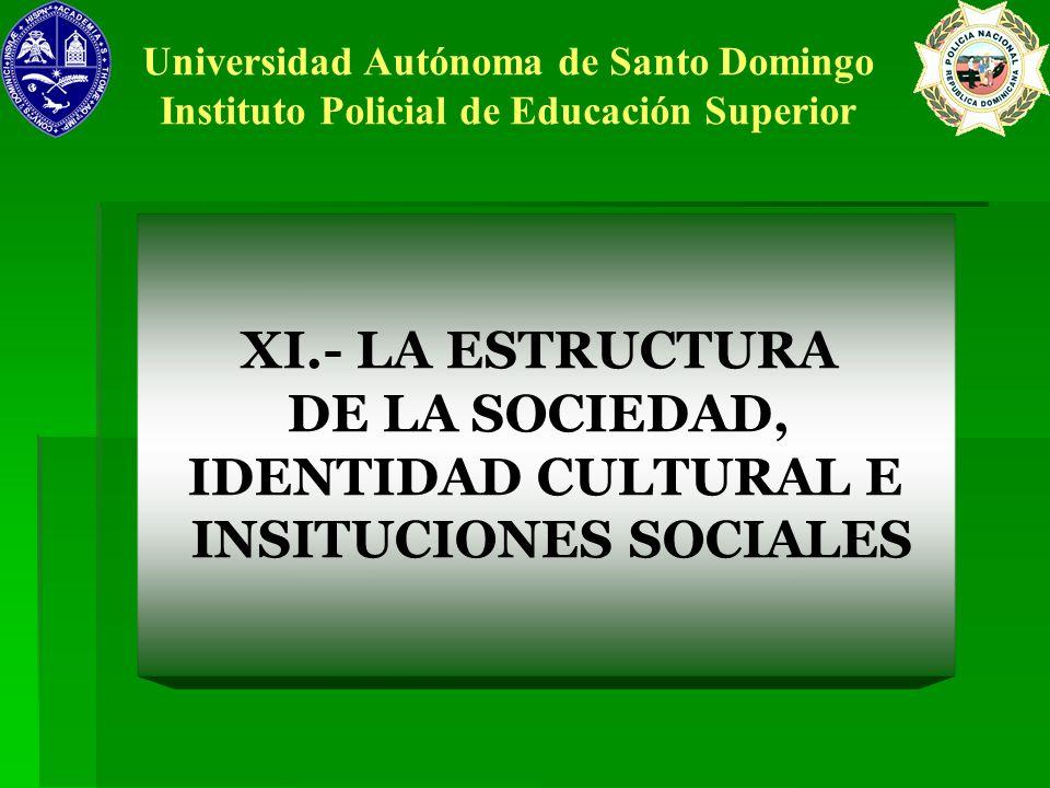 INSITUCIONES SOCIALES