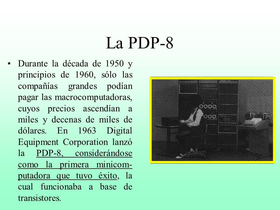 La PDP-8