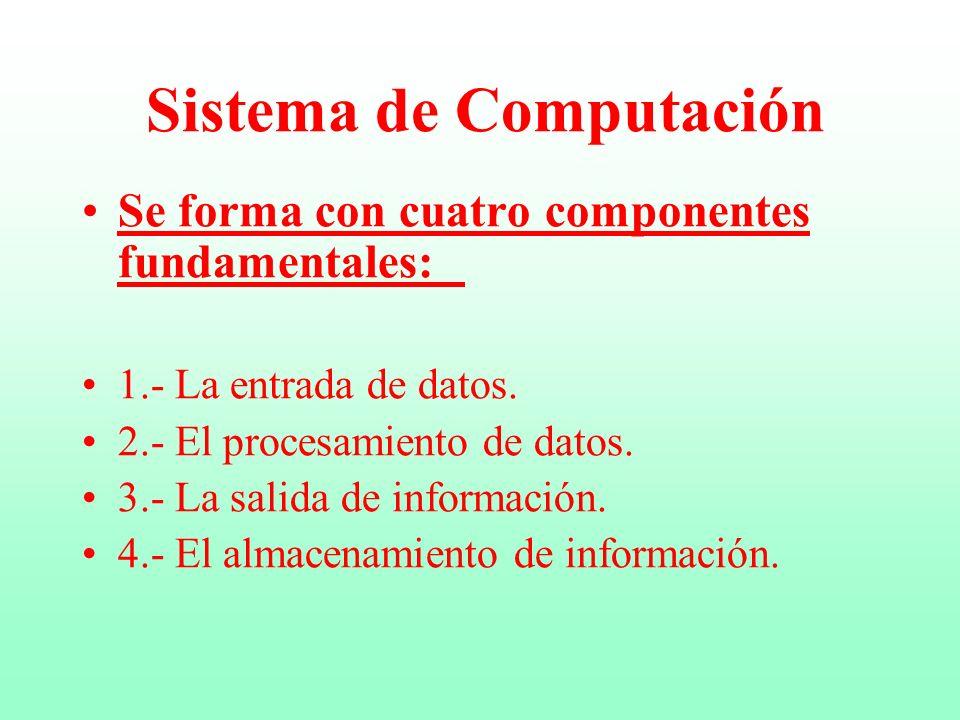 Sistema de Computación