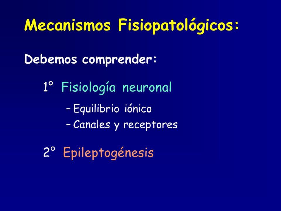 Mecanismos Fisiopatológicos: