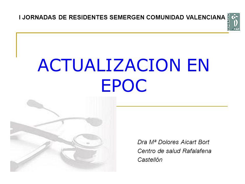 Dra Mª Dolores Aicart Bort Centro de salud Rafalafena Castellón