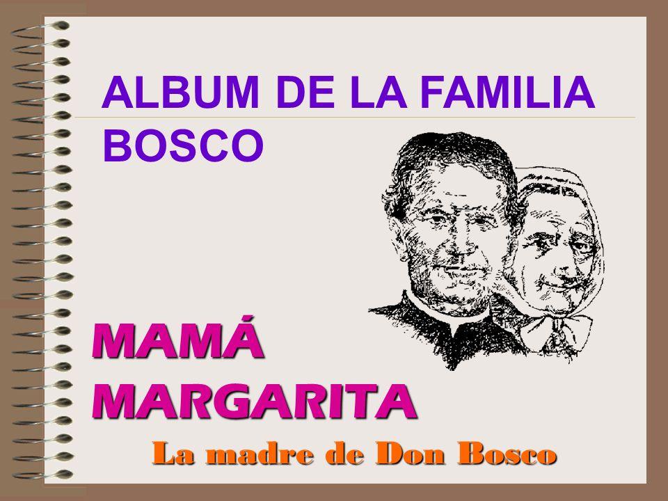 ALBUM DE LA FAMILIA BOSCO