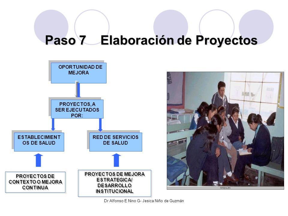 Paso 7 Elaboración de Proyectos