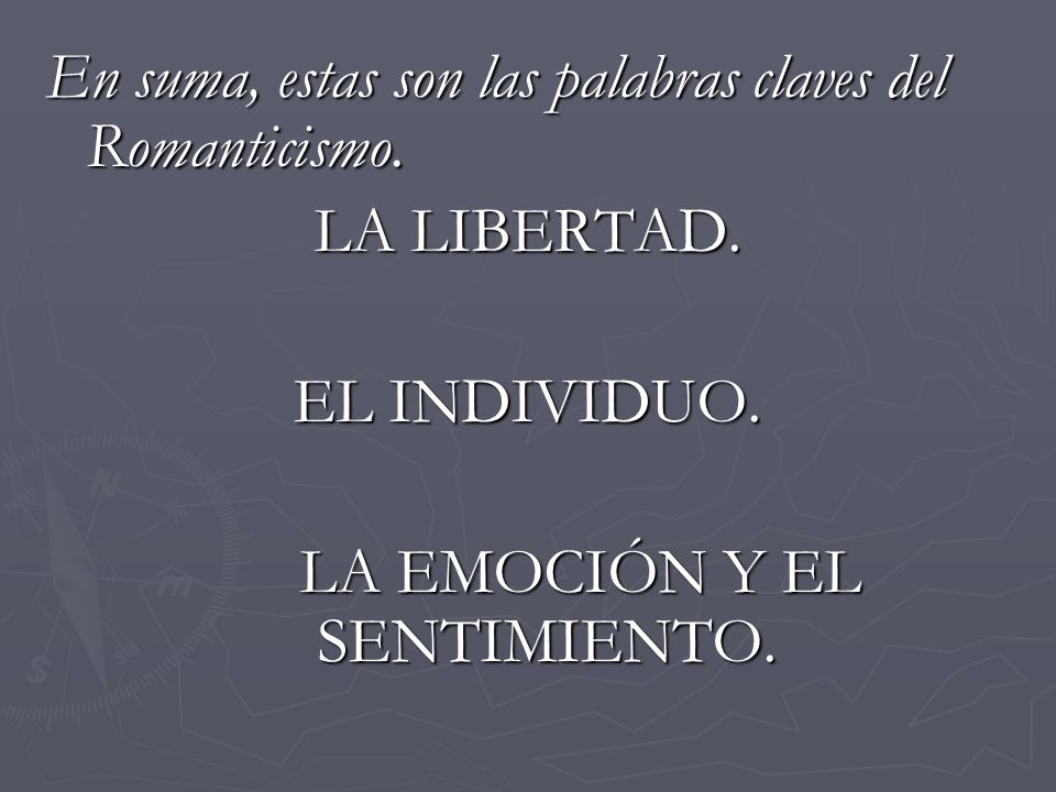 LA EMOCIÓN Y EL SENTIMIENTO.