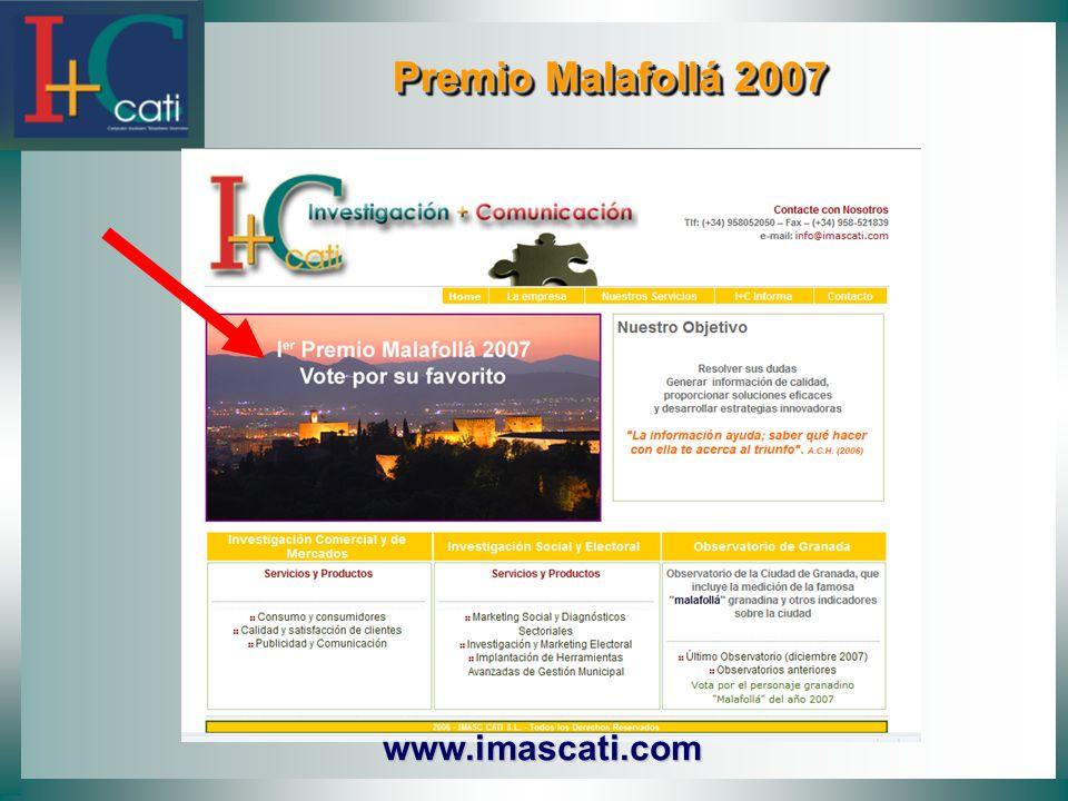 Premio Malafollá 2007 www.imascati.com