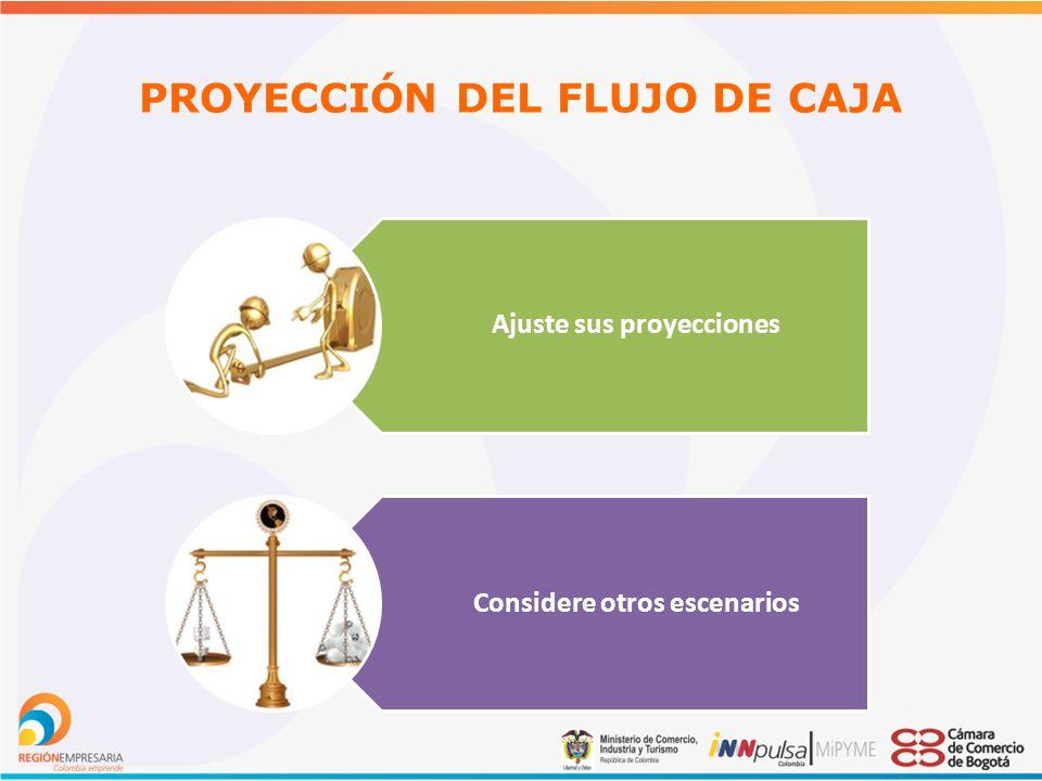 PROYECCIÓN DEL FLUJO DE CAJA