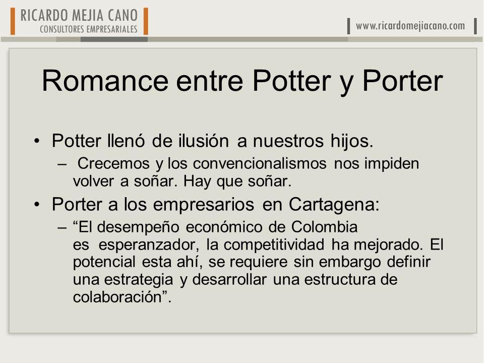 Romance entre Potter y Porter