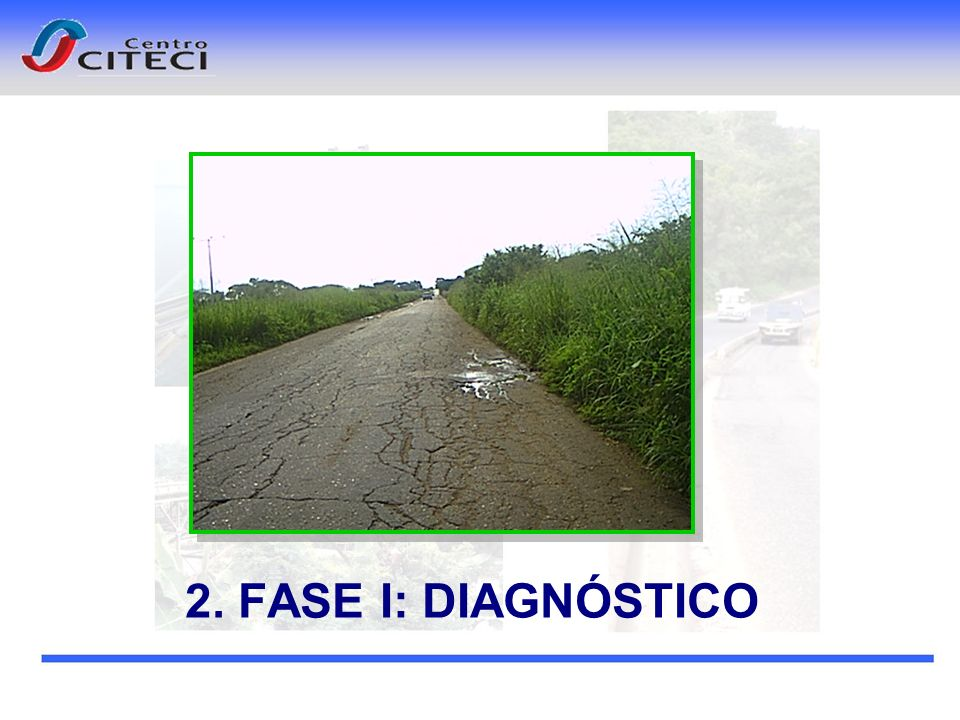 2. FASE I: DIAGNÓSTICO