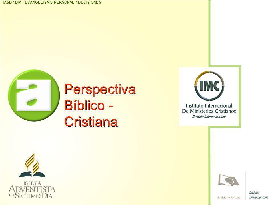 Perspectiva Bíblico - Cristiana