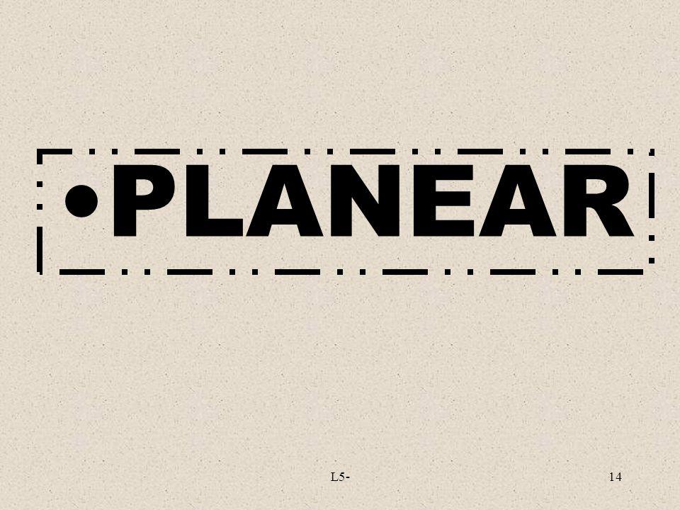 PLANEAR L5-