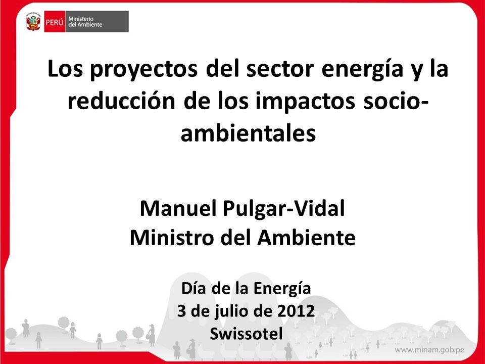 Día de la Energía 3 de julio de 2012 Swissotel
