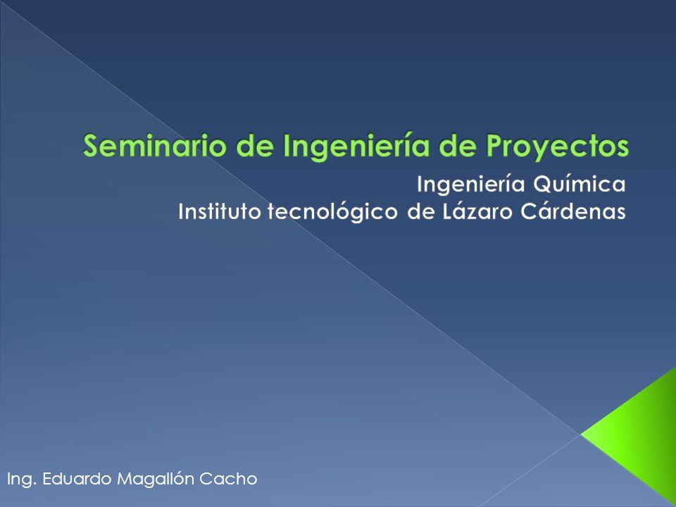 Seminario de Ingeniería de Proyectos