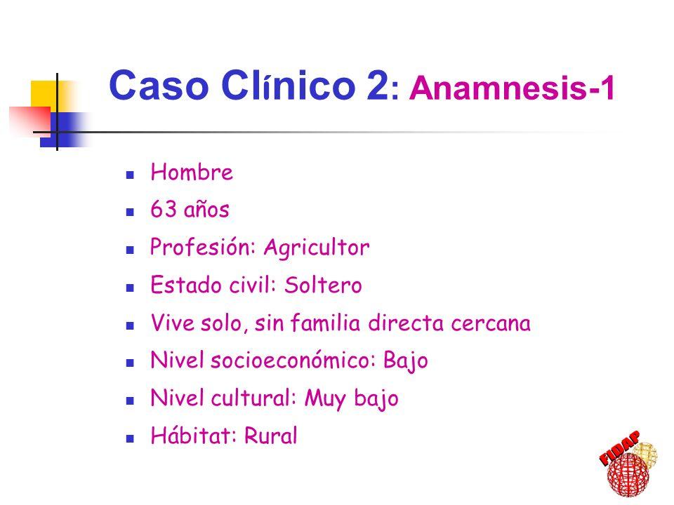 Caso Clínico 2: Anamnesis-1