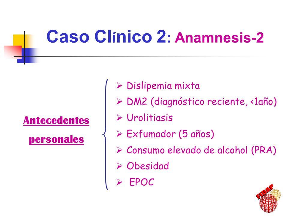 Caso Clínico 2: Anamnesis-2