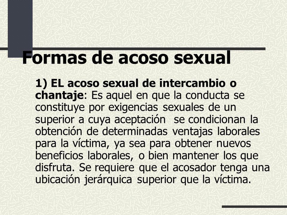 Acoso sexual en el trabajo - Psicologia - onlinecom