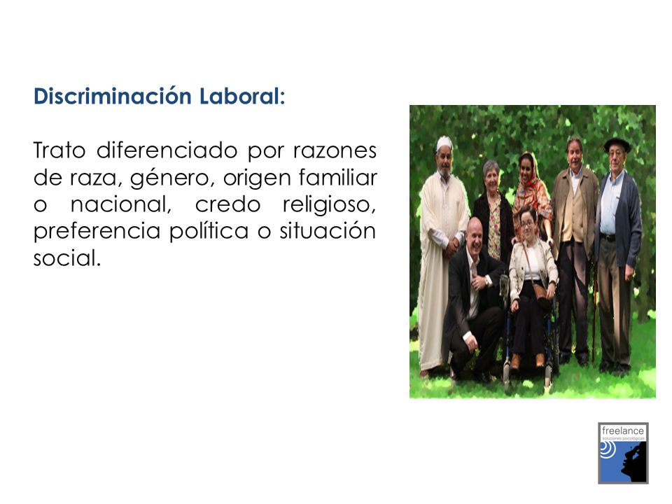 Discriminación Laboral: