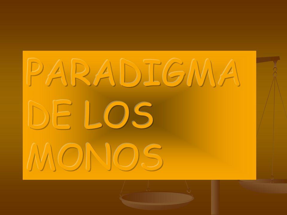 PARADIGMA DE LOS MONOS