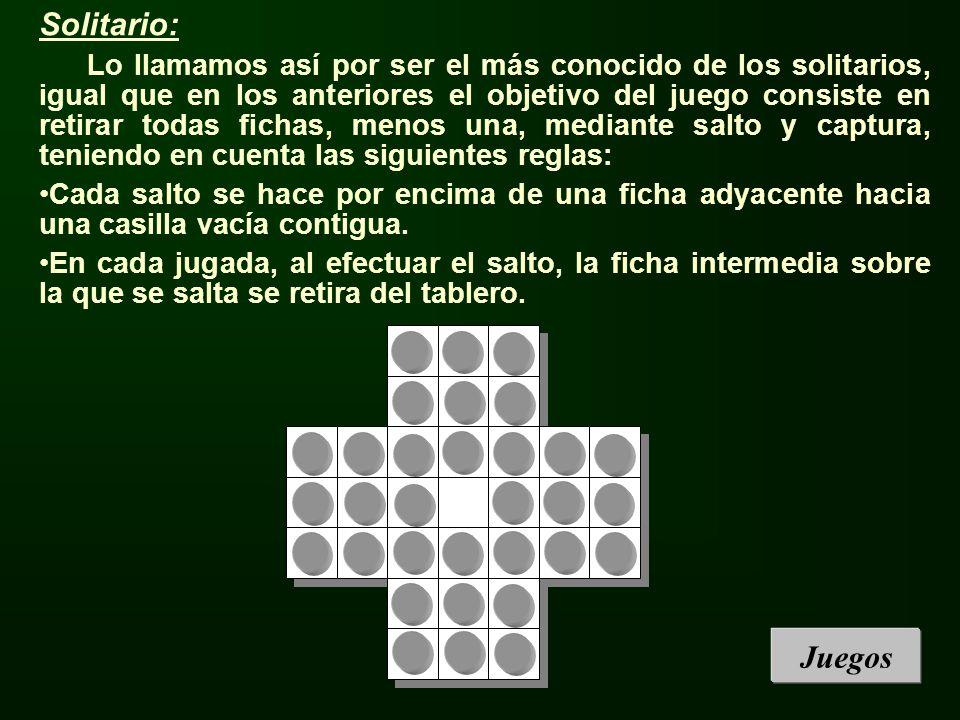 Solitario: