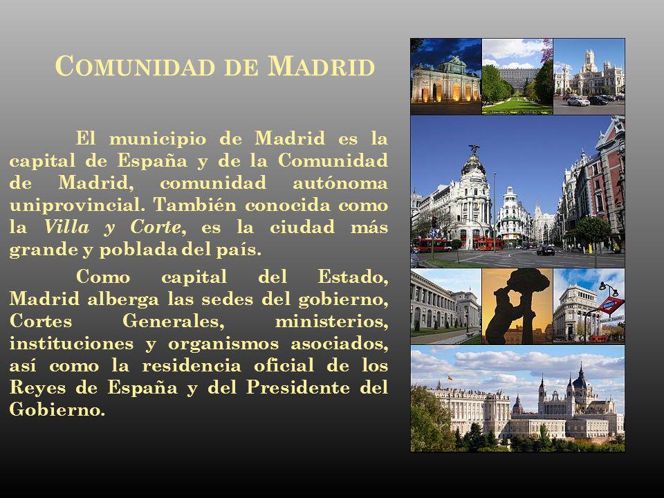 Comunidad de madrid escuela estadual vicente de fontes for Sede de la presidencia de la comunidad de madrid