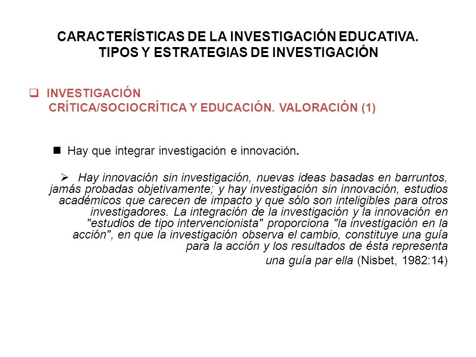 Teor a educativa y metodolog a de la investigaci n ppt for La accion educativa en el exterior