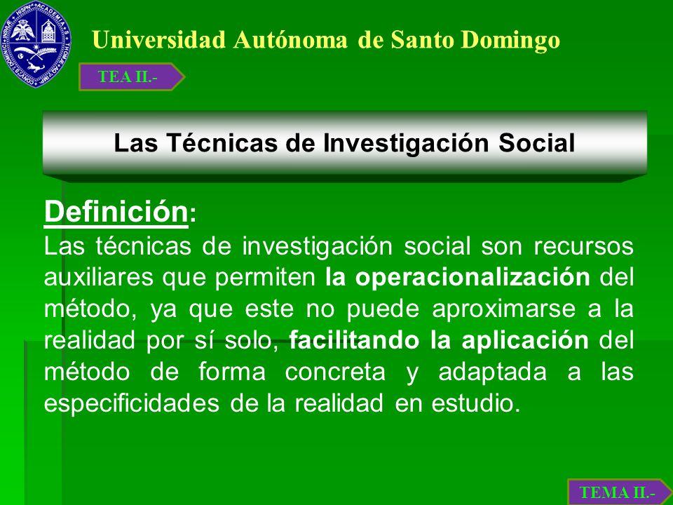 Definición: Universidad Autónoma de Santo Domingo