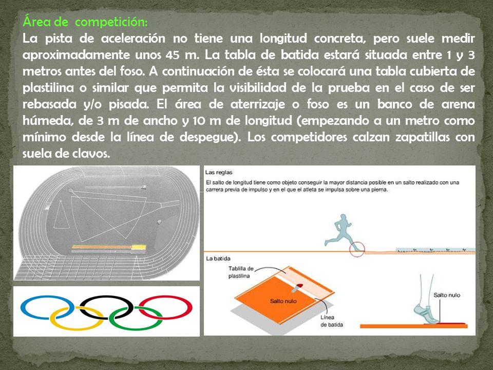 Área de competición: