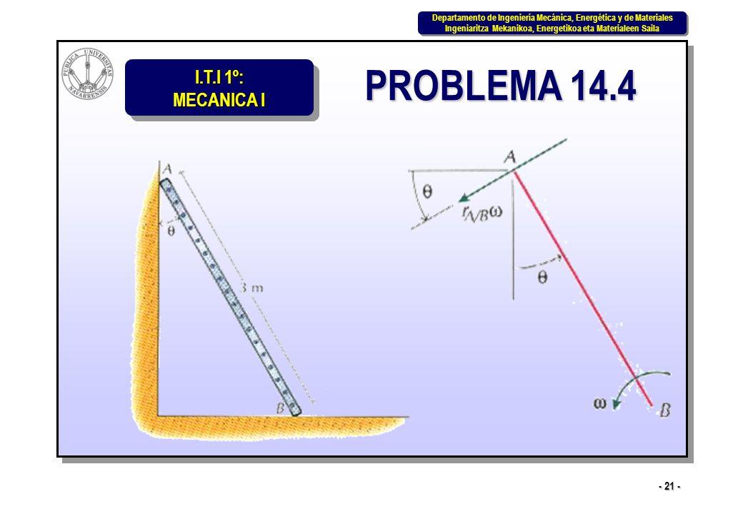 PROBLEMA 14.4