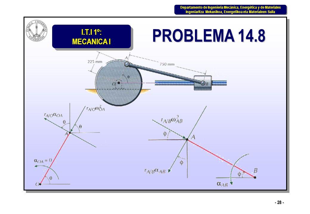 PROBLEMA 14.8