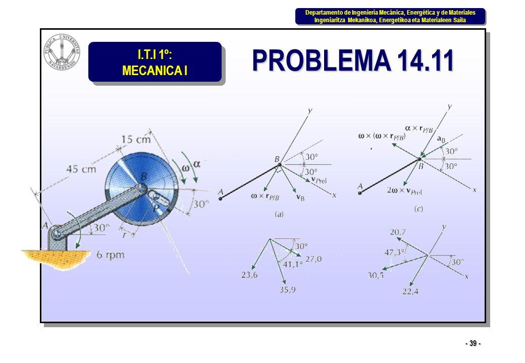 PROBLEMA 14.11