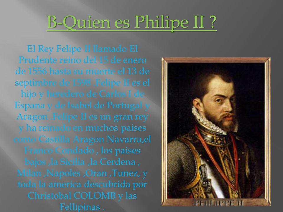 B-Quien es Philipe II