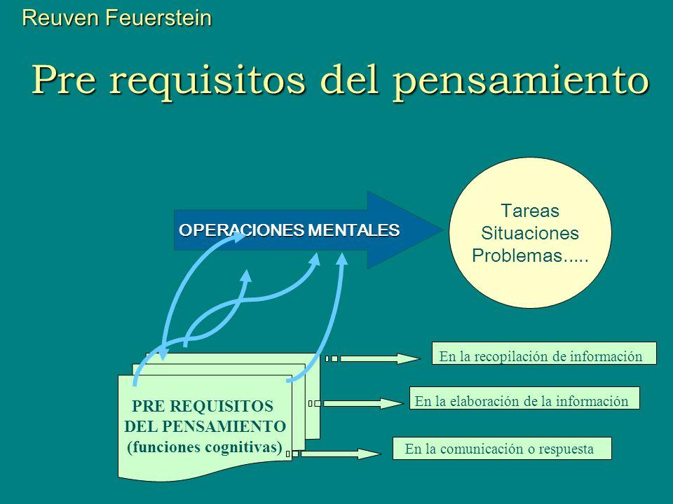 (funciones cognitivas)