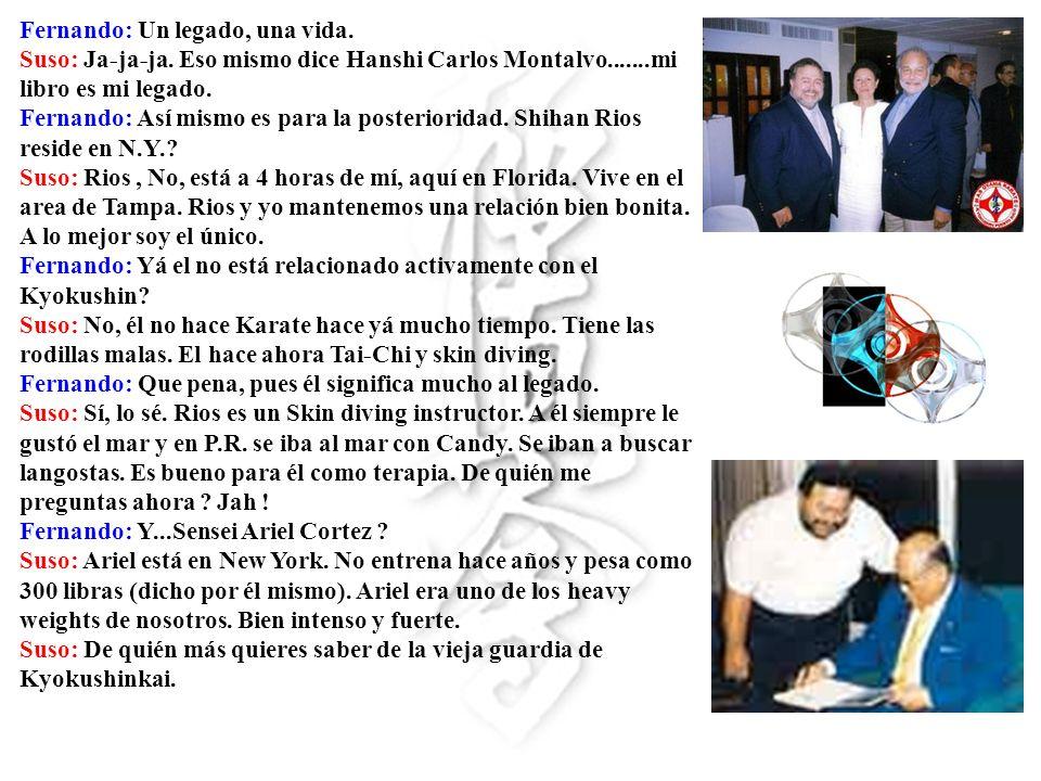 Fernando: Un legado, una vida.