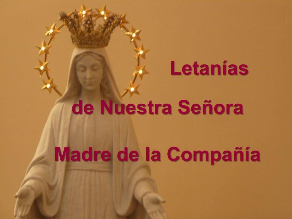 Letanías de Nuestra Señora Madre de la Compañía