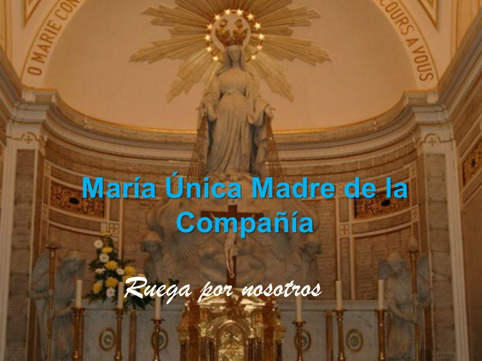 María Única Madre de la Compañía