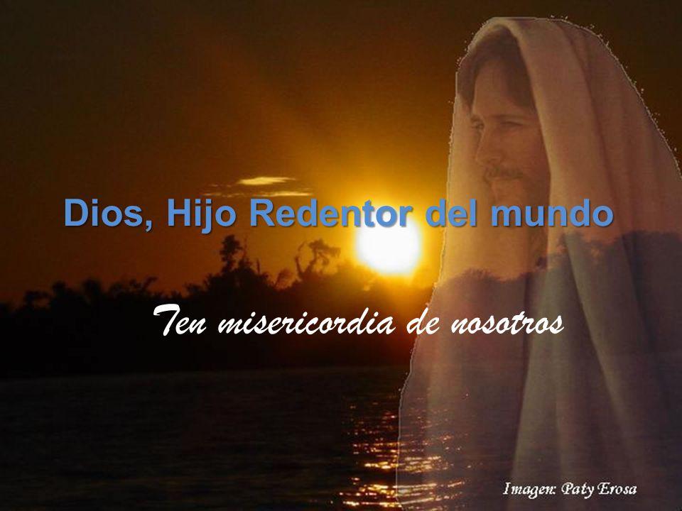 Dios, Hijo Redentor del mundo