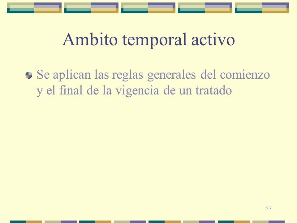 Ambito temporal activo