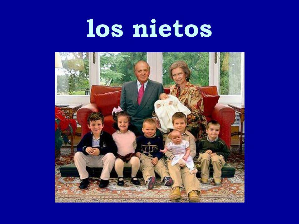 los nietos