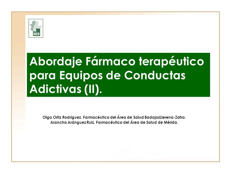 Arancha Aránguez Ruiz. Farmacéutica del Área de Salud de Mérida.