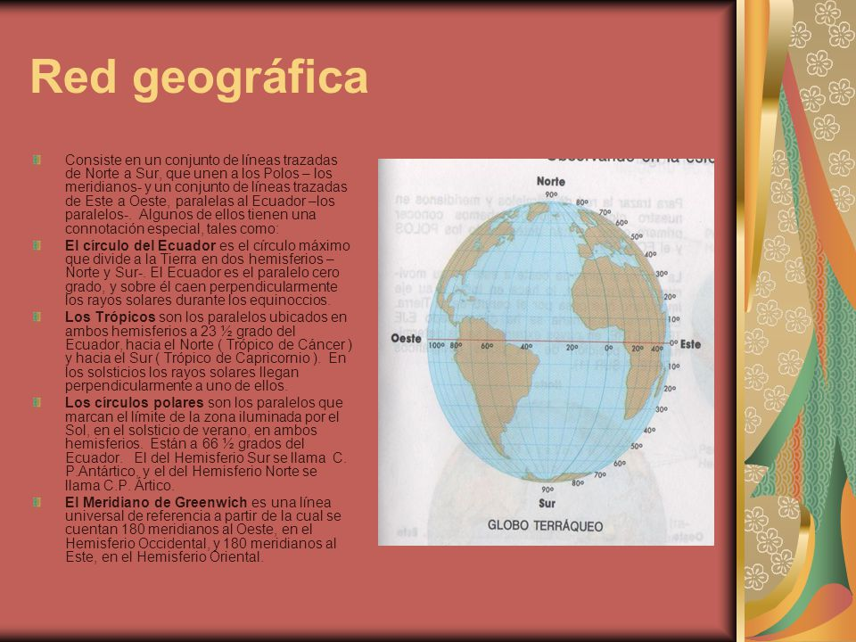 Red geográfica