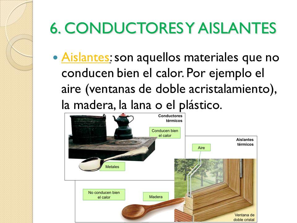 Materiales aislantes del calor stunning ndice del artculo - Materiales aislantes del calor ...