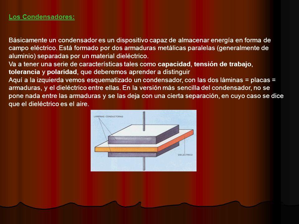 Los Condensadores: