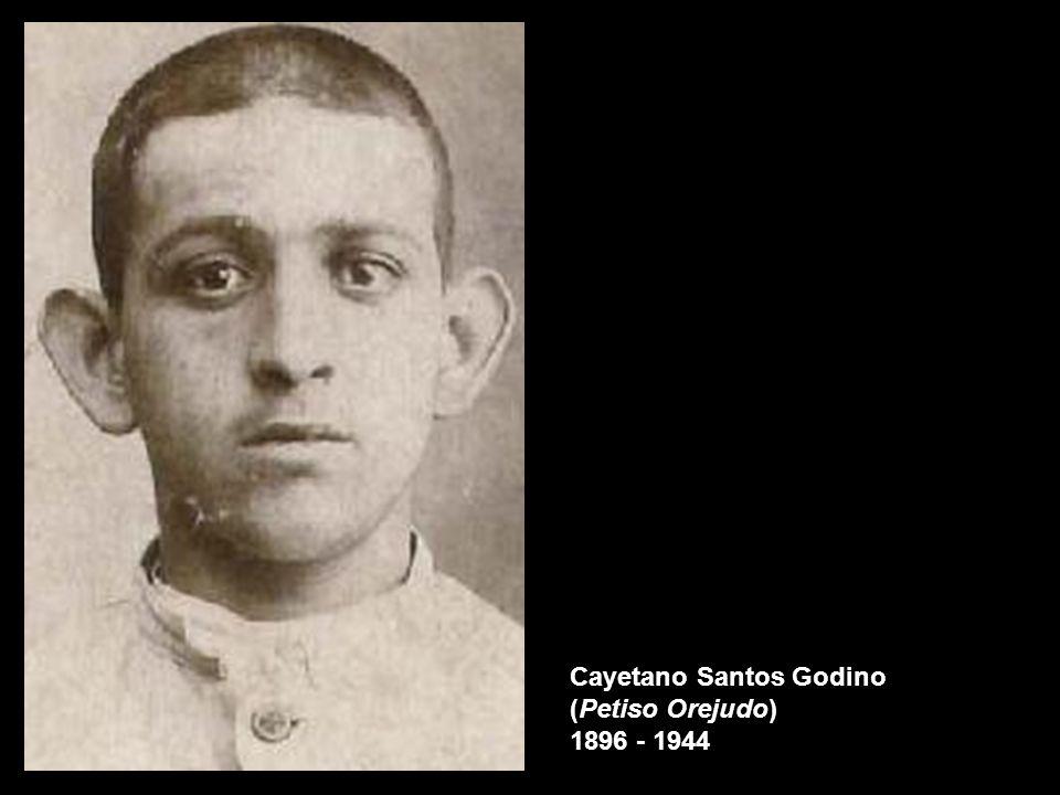 Cayetano Santos Godino (Petiso Orejudo)