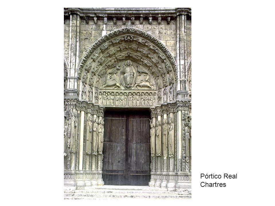 Pórtico Real Chartres