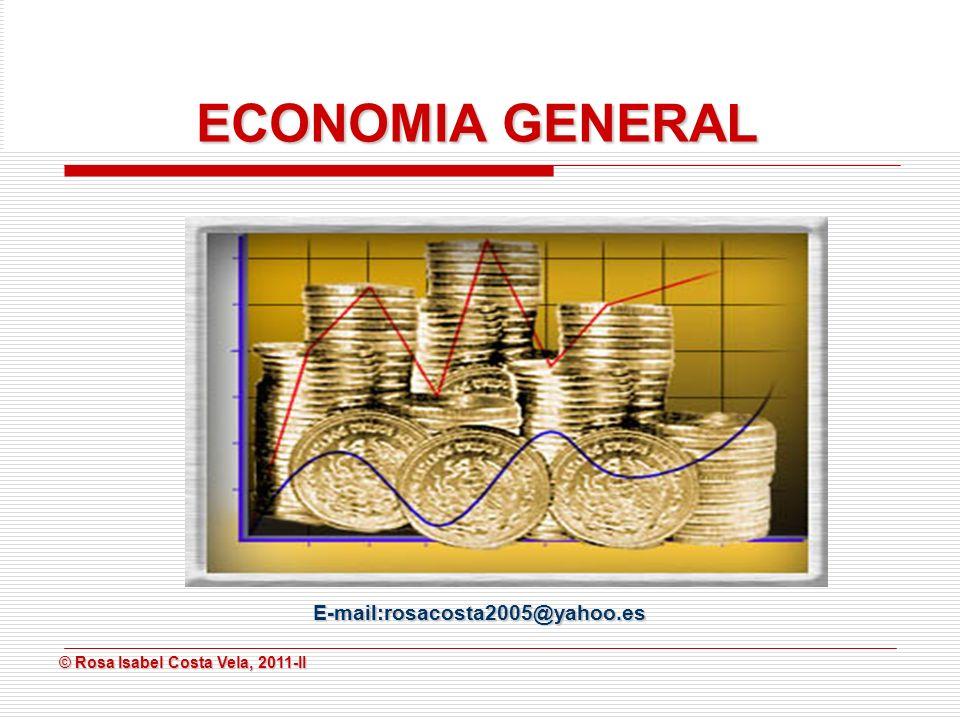 ECONOMIA GENERAL E-mail:rosacosta2005@yahoo.es