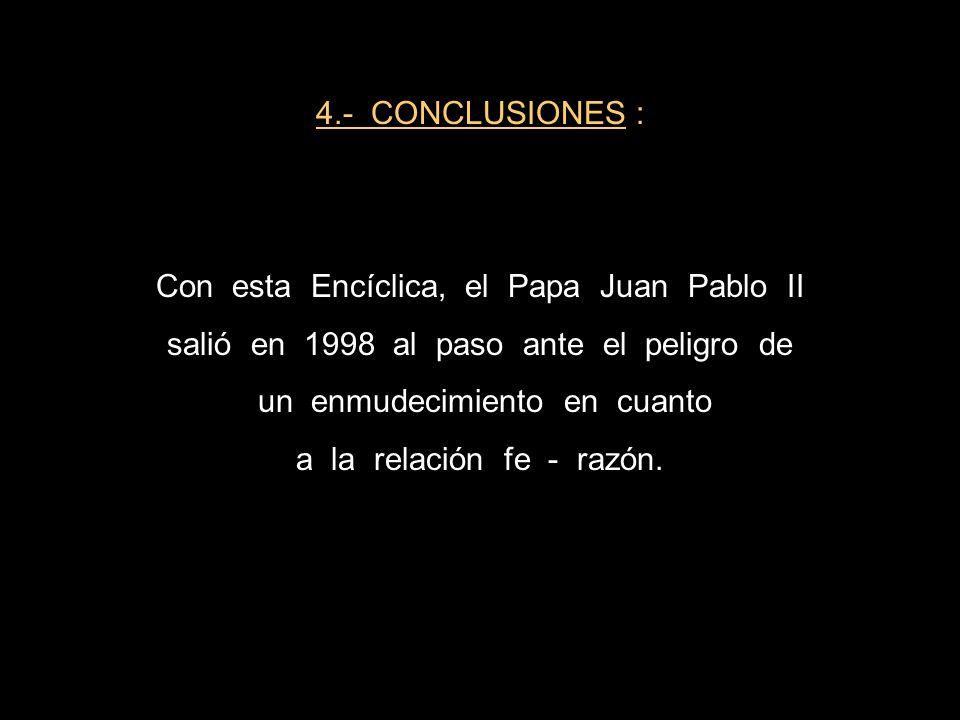 Con esta Encíclica, el Papa Juan Pablo II