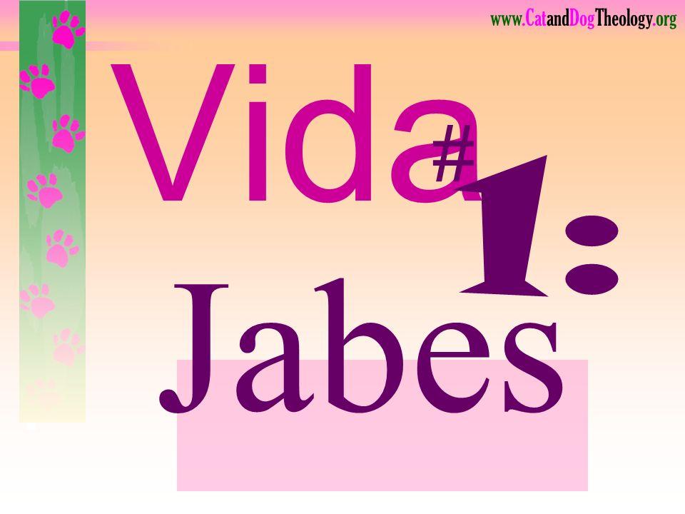 Vida # 1: Jabes Lea.