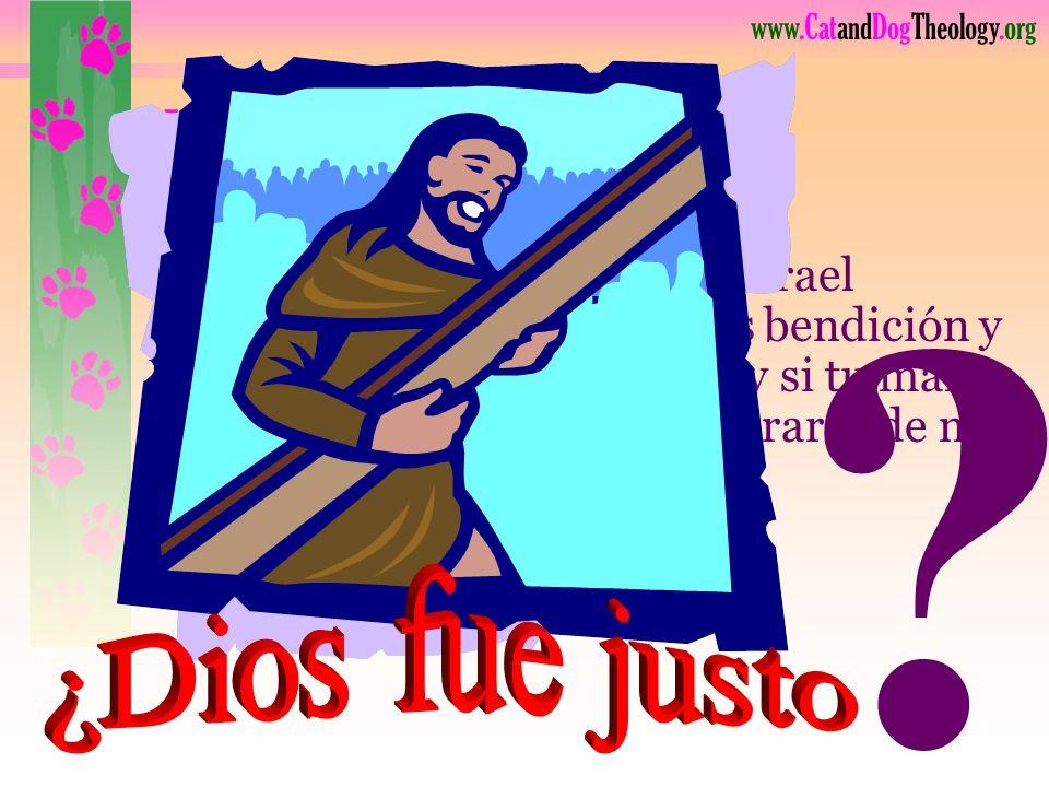 Jabes ¿Dios fue justo 1 Crónicas 4:10a