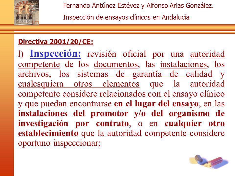 Directiva 2001/20/CE: