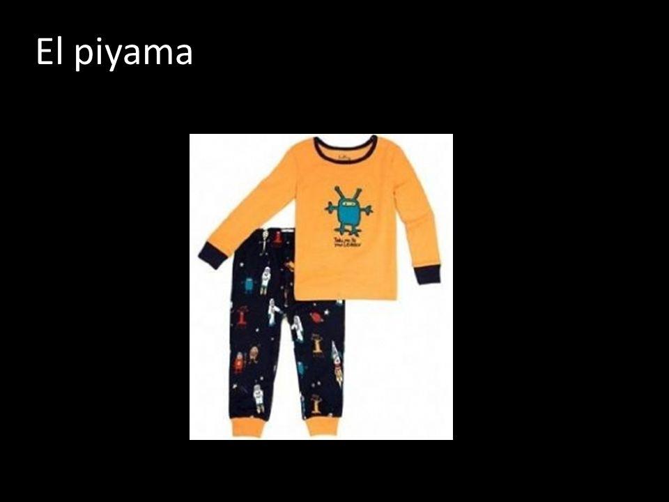 El piyama